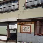 重田菓子店 - (2014/1月)外観