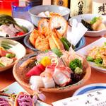 味峯 - 宴会コース3000円~  沖縄料理尽くしとアグー豚のタジン鍋・お鍋が選べるコースなど色々!大将のおまかせコースも◎
