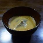 井川城 - 粕汁