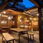 琉歌 - 赤瓦古民家を利用した落ち着いた雰囲気。