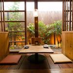 沖縄ダイニング琉歌 - どこか懐かしさを感じる個室座敷席