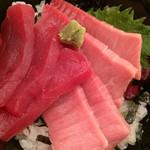 24541169 - ランチ限定マグロ丼