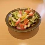 24542120 - 前菜サラダ(セット)