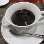 BISTRO SUZUKI - ランチコース¥2500 コーヒー