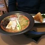 麺処 彩 - 鯛ラーメン塩セット