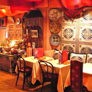 名古屋でモロッコの気分を味わえます!