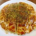 お好み焼きおきい - 料理写真:玉そばW730円(だった?)