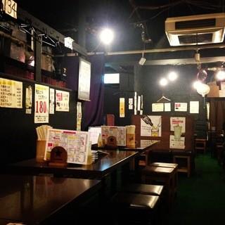 居酒屋 小松  - 店内