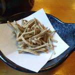 Tonosansoba - 蕎麦かりんとう