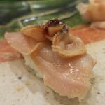 治鮨 - 26年2月 煮蛤