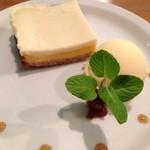 イダキ カフェ - チーズケーキ