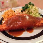 レストラン 辻川東店 - 料理写真:チキンカツ