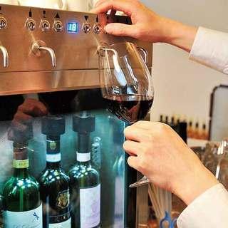 種類豊富なワインの数々!お手軽なワインから逸品まで、幅広く取り揃えております。