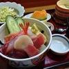 清みず - 料理写真:刺身丼 840円