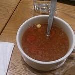 24553504 - セットのスープ