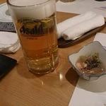 有酒 - 生ビール