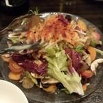 waintokurafutobi-ruharubaru - 多摩ベジHALBARサラダ