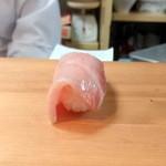 幸っちゃん寿司 - マグロ大トロ