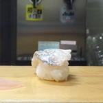 幸っちゃん寿司 - 炙り太刀魚