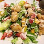 シェアーズ キッチン - チキンフリットシーザーサラダ