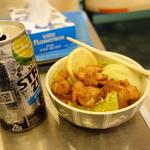 スミザキ精肉店 - 鶏のから揚げ