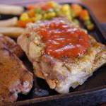 カナディアンロッキー - チキン~☆