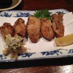 おどり - 牡蠣の唐揚げ