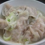 東北菜館 - 水餃子