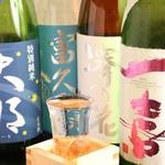 秋葉原漁港 快海 - 日本各地の地酒をご用意しています。