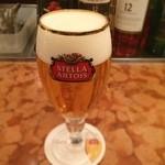 ベルギービール アントワープ セントラル - まさかの、アントワープ!