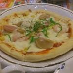 カプチーナ - ミックスピザ