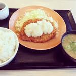 かつや - 【おろしカツ定食 790円】