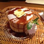 神宮苑 - ホットケーキ