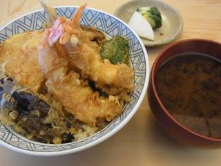 天ぷら いせ - 天丼