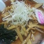 24566274 - 【支那竹チャーシューメン】(゜∇^d)!!