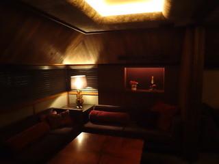 サイタブリア バー - 3階の個室エリア左