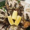 粋屋 - 料理写真:粋屋名物といえば、やっぱり「仙鳳趾肉厚生カキ」毎年厳選し仕入れますので、超美味です!!予約で売り切れますので、食べたい方は、ぜひ早めのご予約をオススメ!!