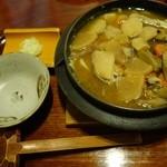 旭庵 甚五郎 - (2014/1月)「けんちんうどん」