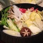 日本料理 矼 - 夜はすき焼きっ!