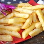 アメリカンダイナーオールドハンガー - ポテト、塩加減が良かった。