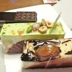 ルセットショコラ - 旨いケーキです 2014.3