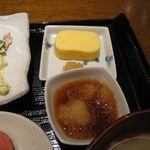 石塀小路 豆ちゃ - 玉子焼き ぽん酢
