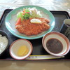 菜花館 - 料理写真:Bigロースかつ定食