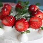 ウエストコースト - ゲラゲラのデコレーションケーキ