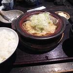 24579615 - 柳川鍋定食(丸)