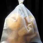 とうふ処 豆雅傳 - 豆腐ドーナツ1袋(8個)¥250