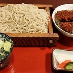 そば処 結城屋 - 蕎麦とミニカツ丼