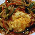 中国料理 萬龍 - 四川丼