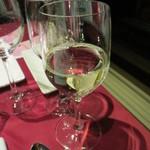 パッソ デル マーレ - 2本目は白ワイン