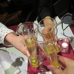 パッソ デル マーレ - ヴーヴで乾杯☆:*.:.